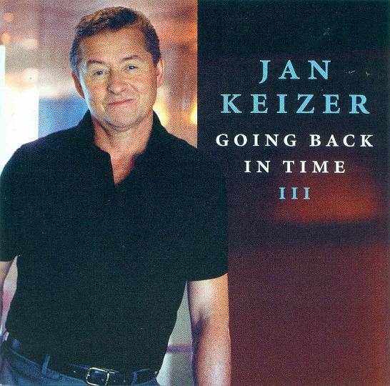 Jan Keizer Going Back in Time III Cover Art