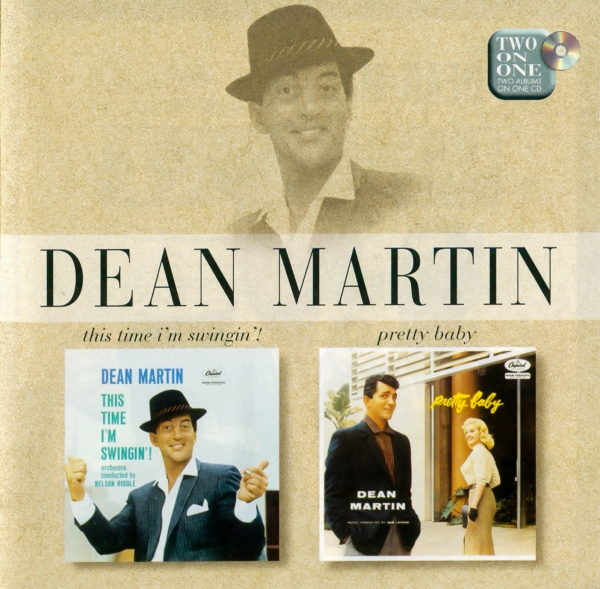 Dean Martin This Time I'm Swingin'! / Pretty Baby Cover Art