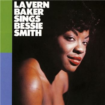 LaVern Baker Sings Bessie Smith Cover Art