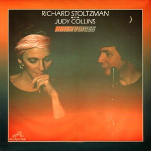 Richard Stoltzman with Judy Collins Inner Voices Cover Art