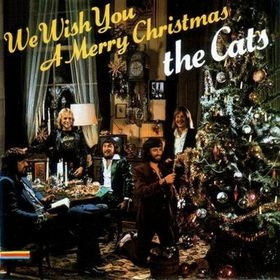 The Cats We Wish You a Merry Christmas Cover Art