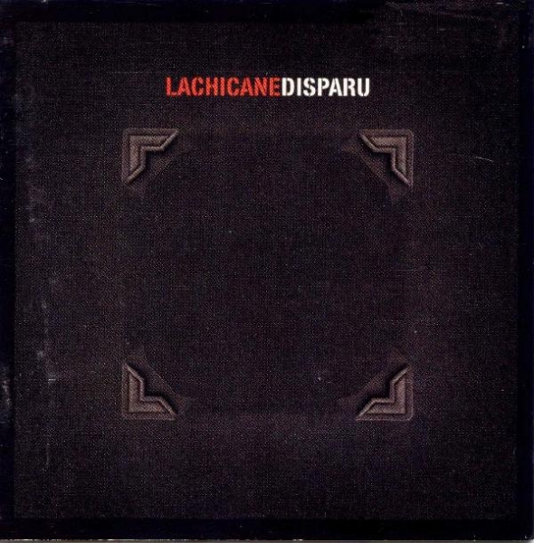 La Chicane Disparu cover art