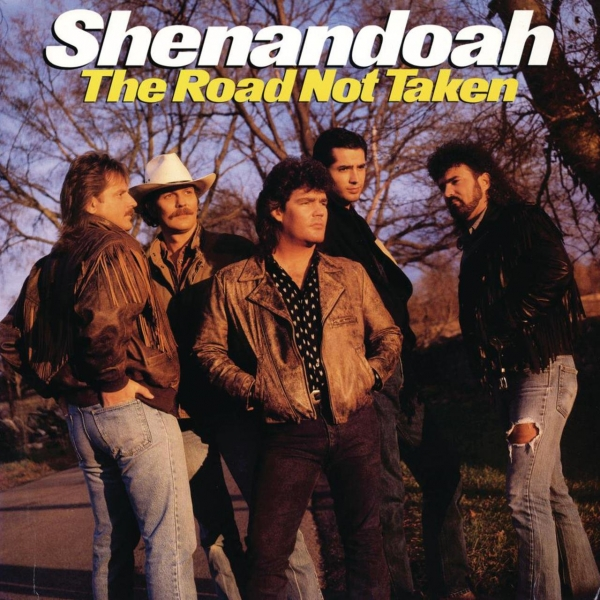 Shenandoah The Road Not Taken cover art