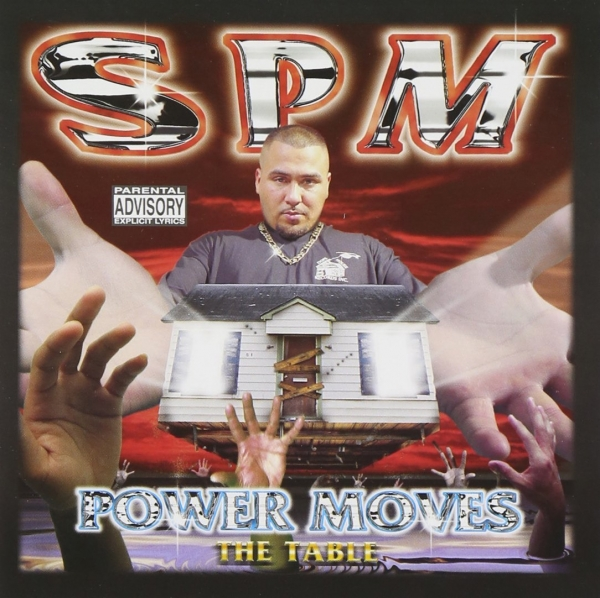 South Park Mexican Power Moves: The Table cover art