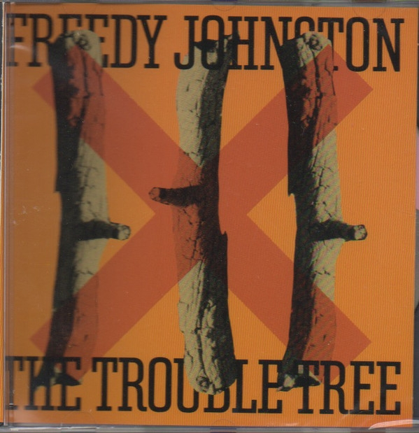 Freedy Johnston The Trouble Tree Cover Art