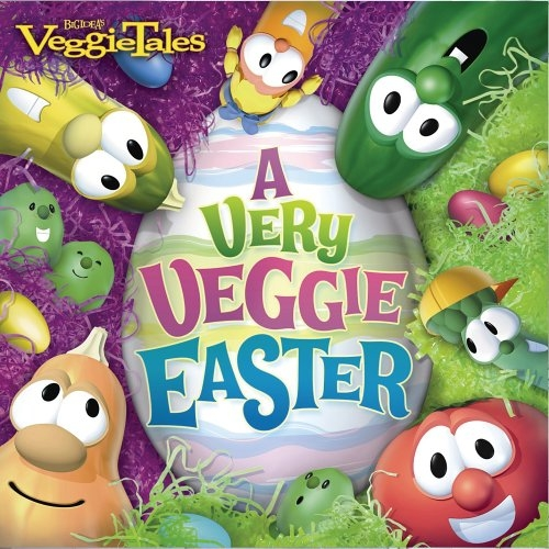 VeggieTales A Very Veggie Easter Cover Art