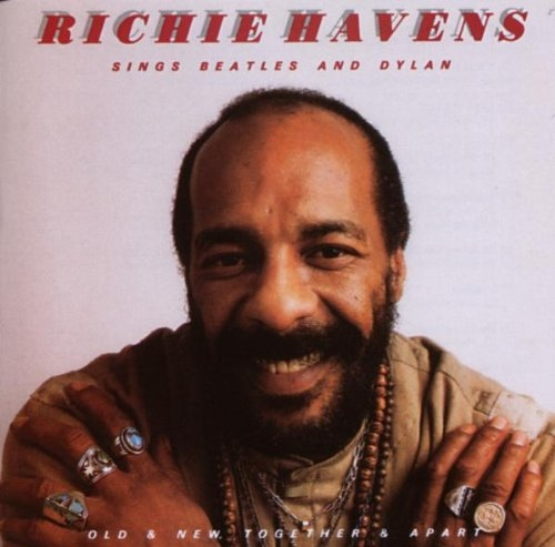 Richie Havens Richie Haven Sings Beatles and Dylan cover art
