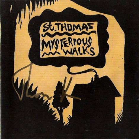 St. Thomas Mysterious Walks cover art