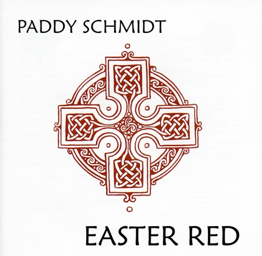 Paddy Schmidt Easter Red cover art