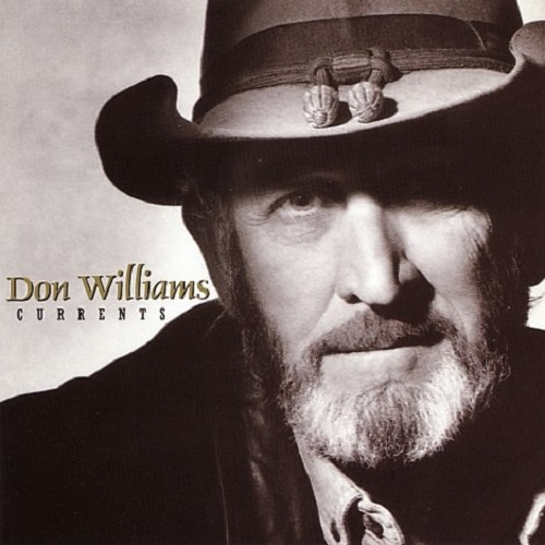 Don Williams Currents cover art