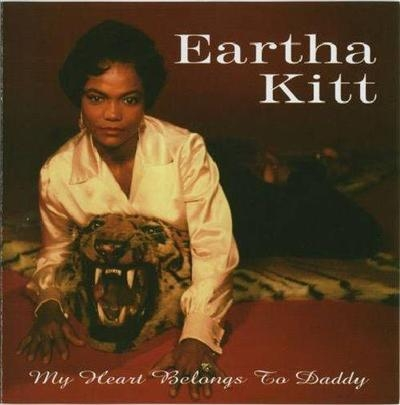 Eartha Kitt My Heart Belongs to Daddy cover art