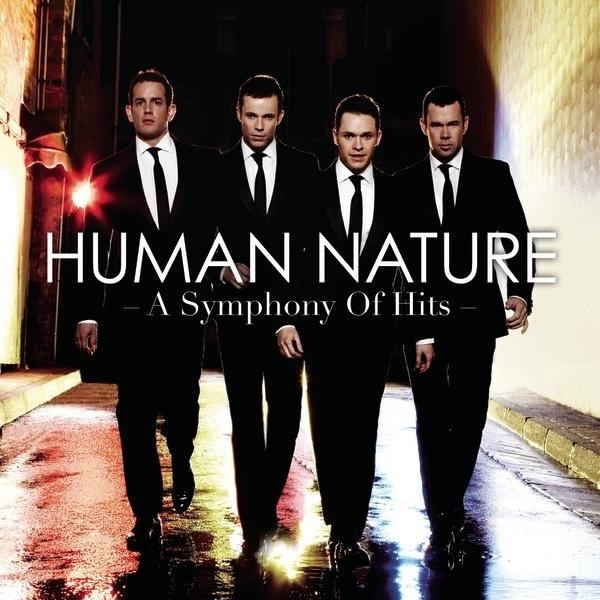 Human Nature A Symphony of Hits Cover Art