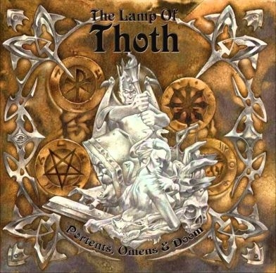 The Lamp of Thoth Portents, Omens & Doom Cover Art