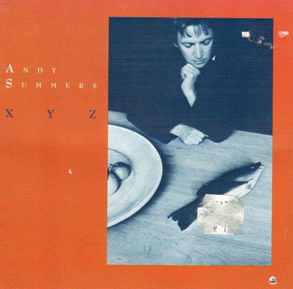 Andy Summers XYZ cover art