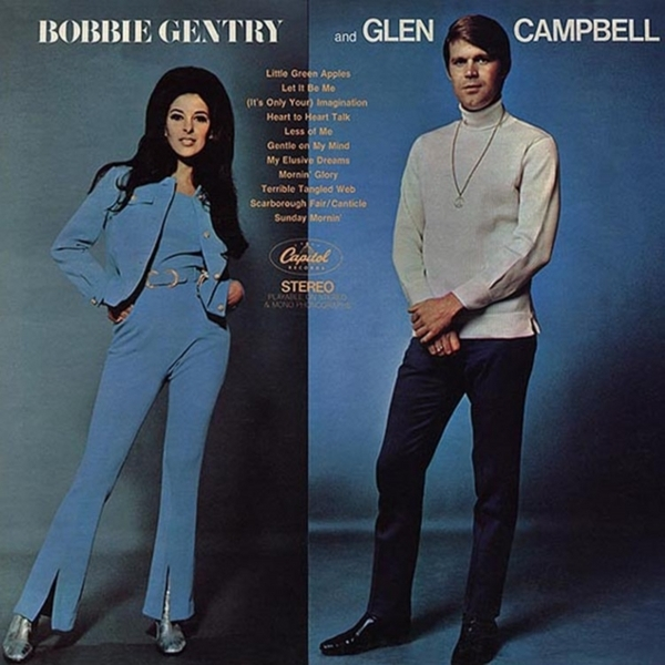 Glen Campbell Bobbie Gentry and Glen Campbell cover art