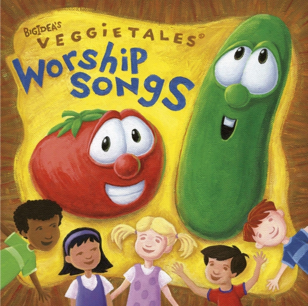 VeggieTales Worship Songs cover art