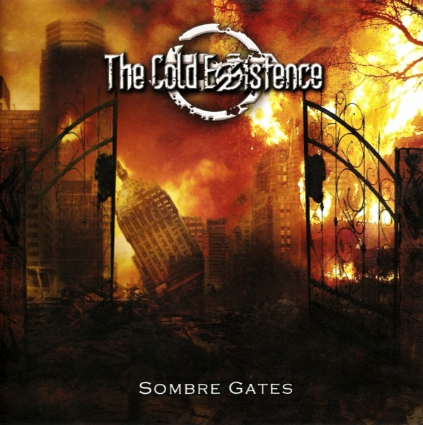 The Cold Existence Sombre Gates cover art