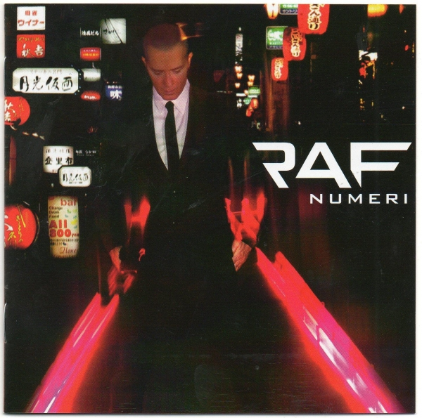 Raf Numeri cover art