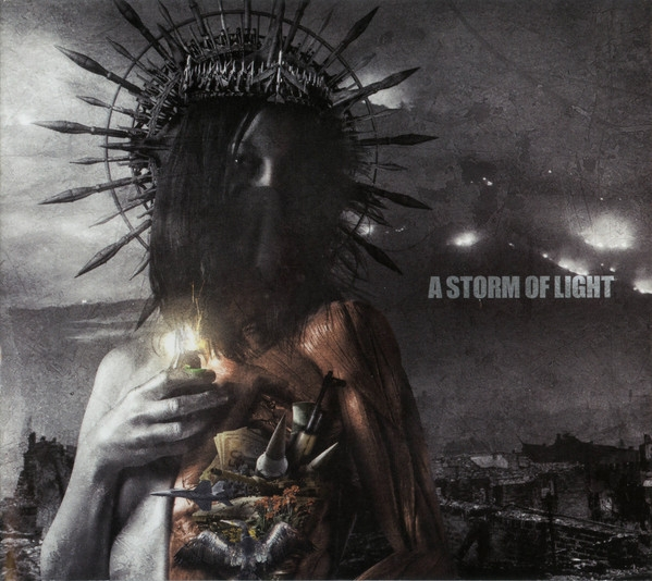 A Storm of Light As the Valley of Death Becomes Us Our Silver Memories Fade cover art
