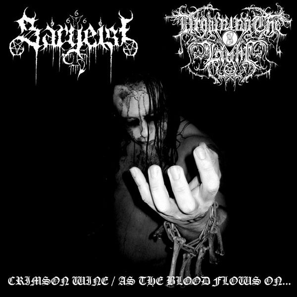 Sargeist / Drowning the Light Sargeist / Drowning the Light Cover Art