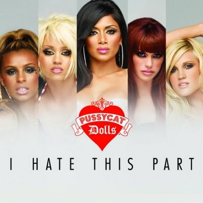 Pussycat Dolls I Hate This Part Cover Art