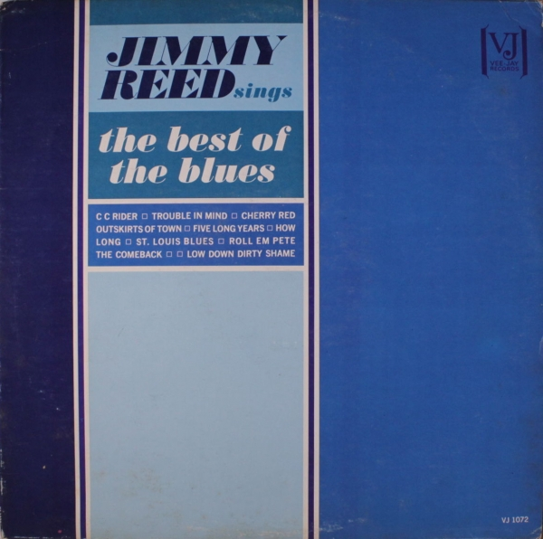 Jimmy Reed Jimmy Reed Sings the Best of the Blues cover art