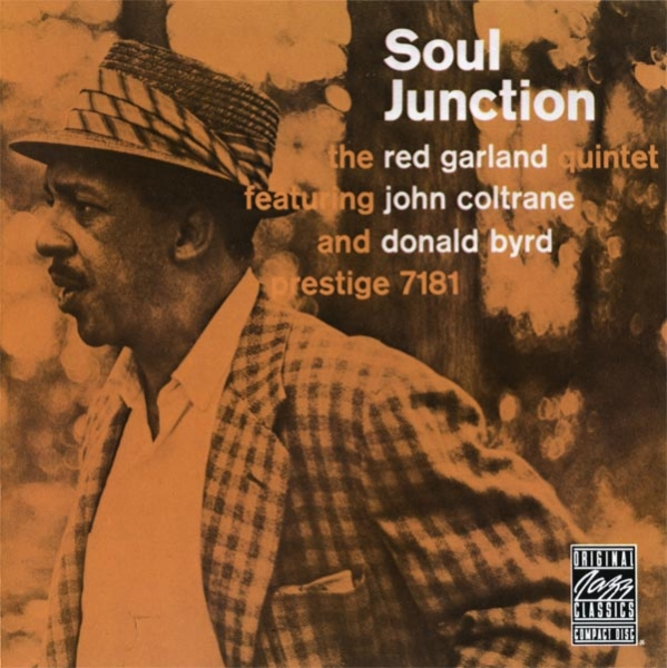 Red Garland Soul Junction Cover Art