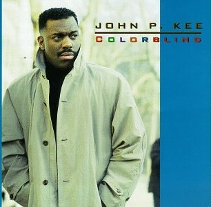 John P. Kee Colorblind cover art