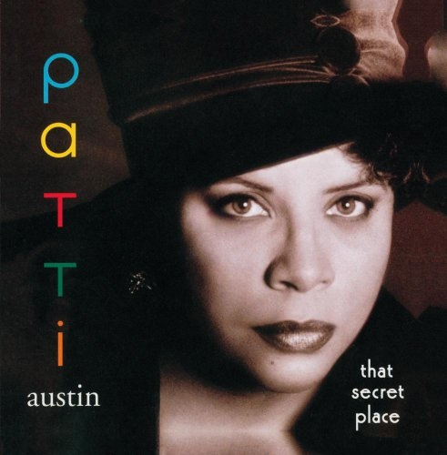 Patti Austin That Secret Place Cover Art