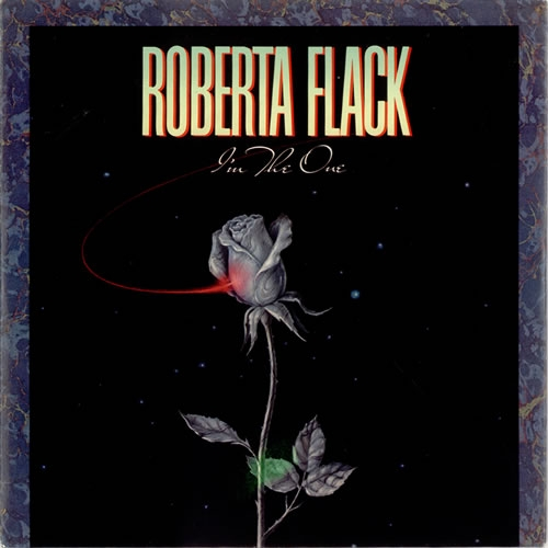 Roberta Flack I'm the One cover art