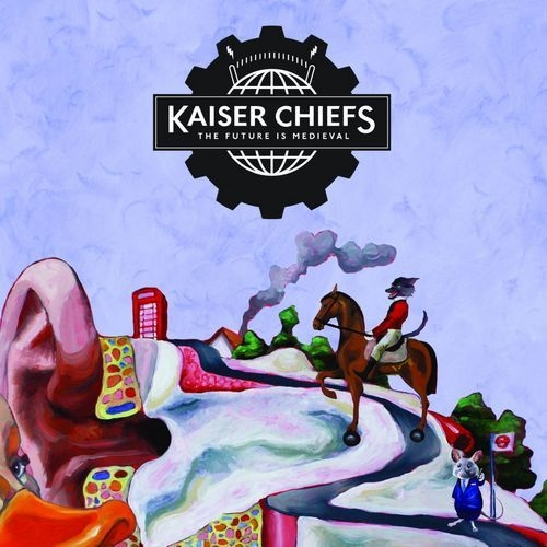 Kaiser Chiefs The Future Is Medieval Cover Art