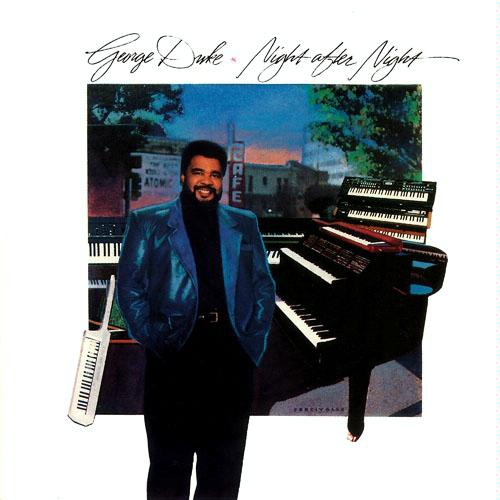 George Duke Night After Night Cover Art