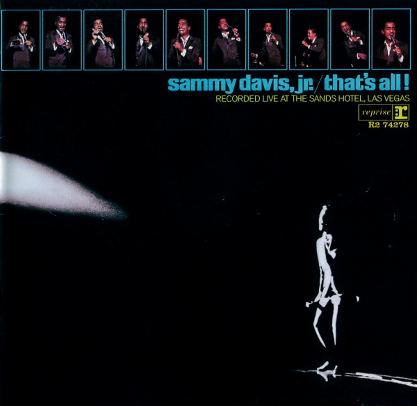 Sammy Davis Jr. That's All! cover art