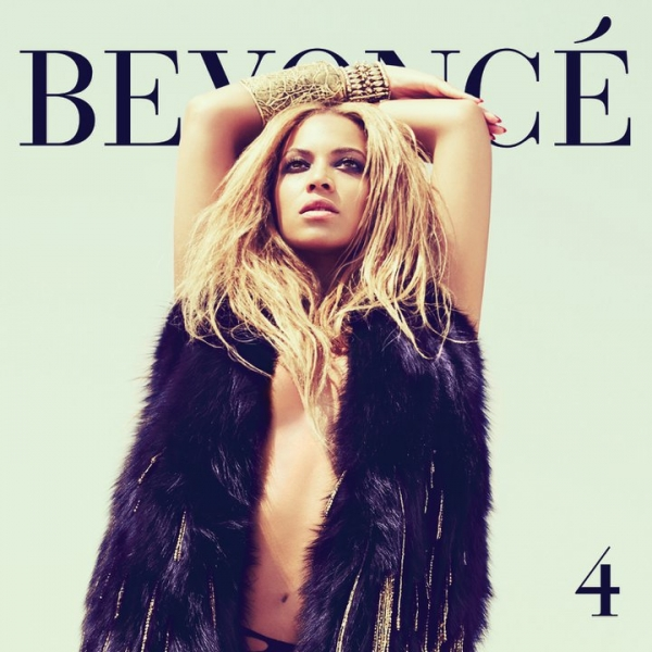 Beyoncé 4 Cover Art