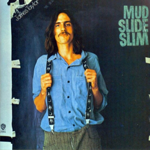 James Taylor Mud Slide Slim and the Blue Horizon cover art