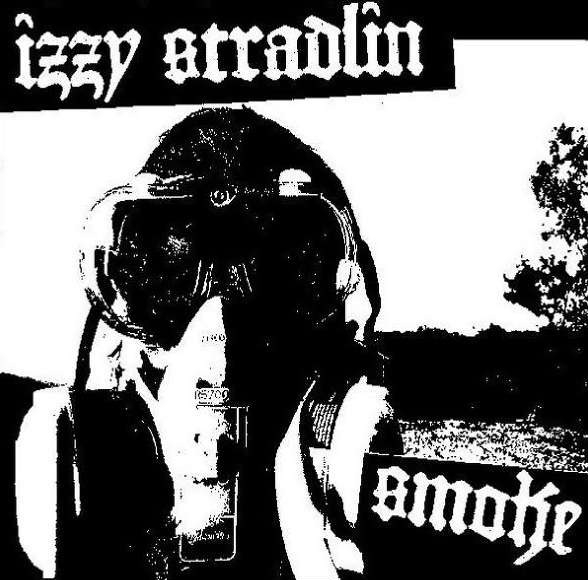 Izzy Stradlin Smoke cover art