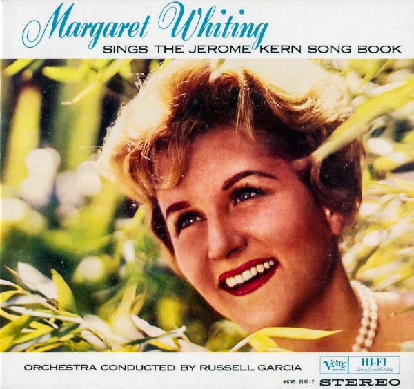 Margaret Whiting Sings The Jerome Kern Songbook cover art