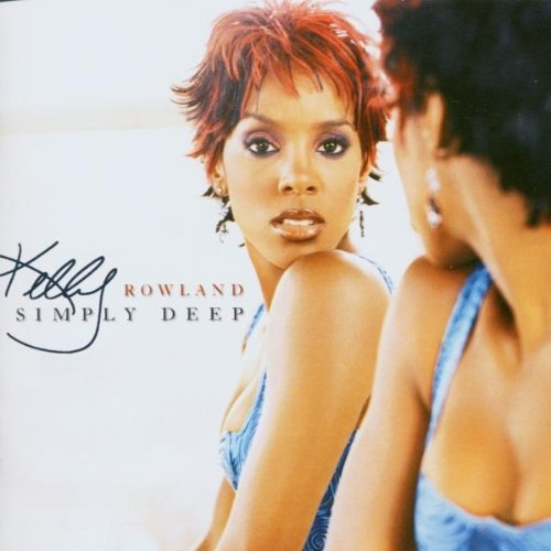 Kelly Rowland Simply Deep cover art