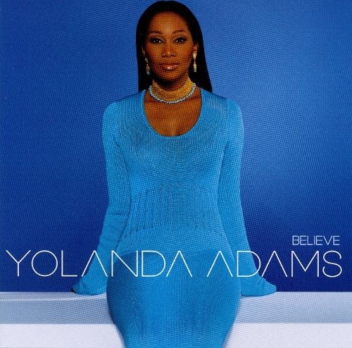 Yolanda Adams Believe Cover Art