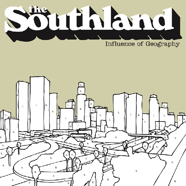 The Southland Influence of Geography cover art