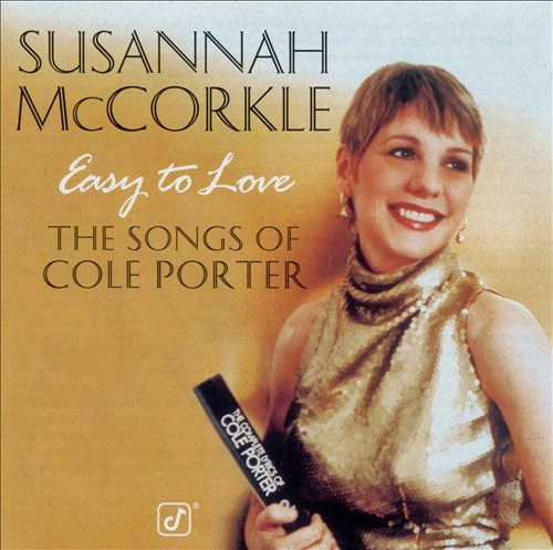 Susannah McCorkle Easy to Love: The Songs of Cole Porter Cover Art