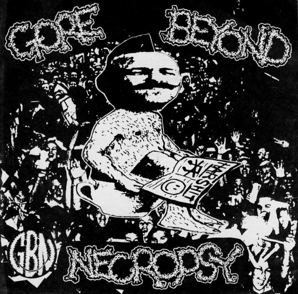 Gore Beyond Necropsy / Regurgitate [untitled] / Sodomy and Carnal Assault Cover Art