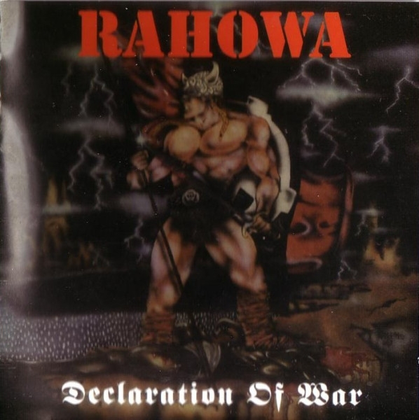 Rahowa Declaration of War cover art