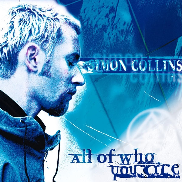 Simon Collins All of Who You Are Cover Art
