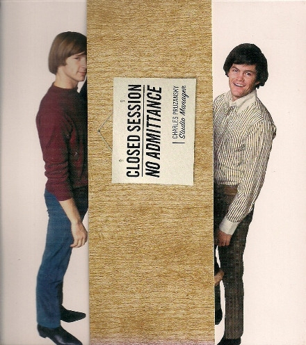 The Monkees Headquarters Sessions cover art