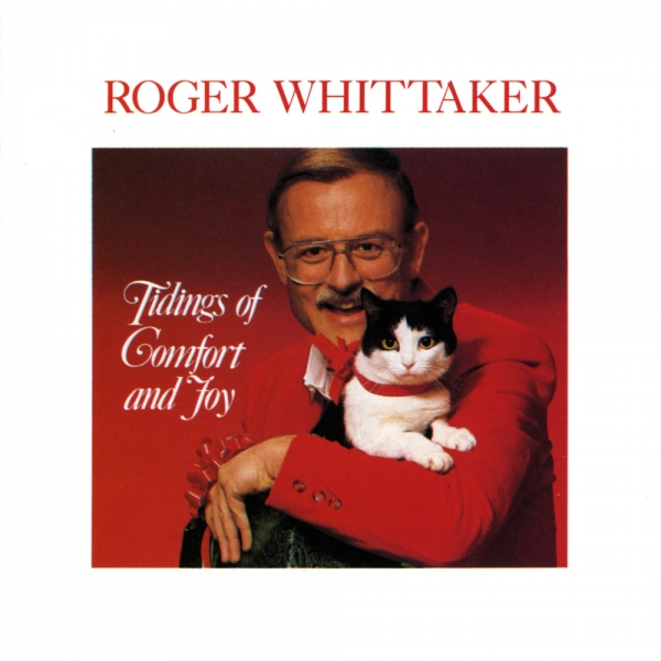 Roger Whittaker Tidings of Comfort and Joy cover art