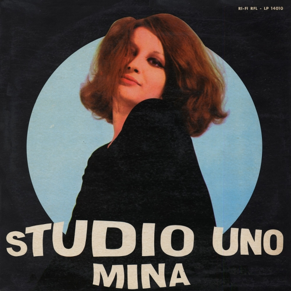 Mina Studio uno cover art