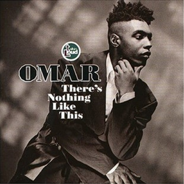 Omar There's Nothing Like This cover art