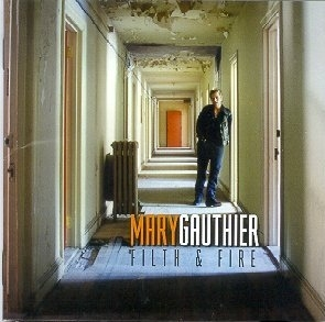 Mary Gauthier Filth & Fire cover art
