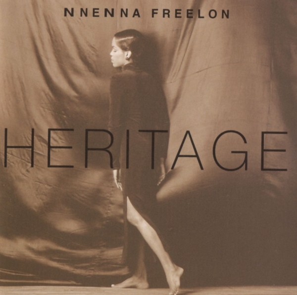 Nnenna Freelon Heritage cover art